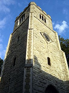 St augustines tower