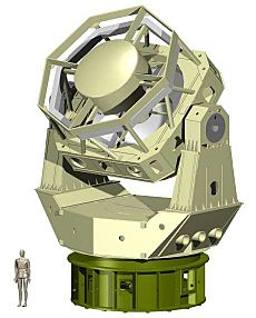 The Space Surveillance Telescope program DARPA