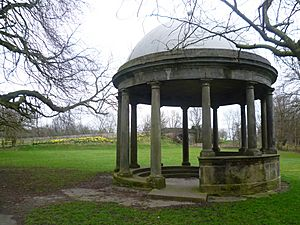 The Tewit Well on The Stray (geograph 2854320)