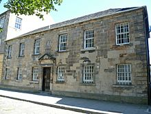 Tolbooth, Dalkeith