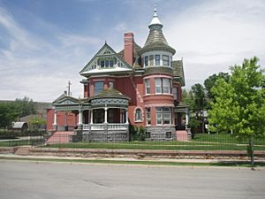 Ferris Mansion Rawlins Wyoming