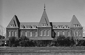 Holly Springs Depot