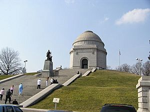 McKinley National Memorial