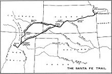 Safe trail map NPS1962