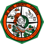 Seal of DeSoto County, Florida