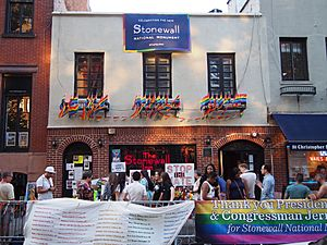 Stonewall Inn 5 pride weekend 2016