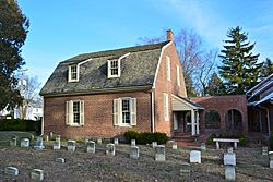 1805 Quaker Meetinghouse