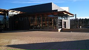 Chickasaw cultural center 4