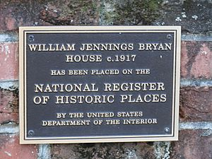 William Jennings Bryan House 03