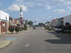 Downtown Hope.