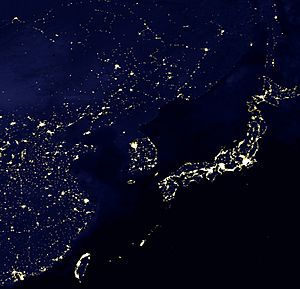 Eastasia lights