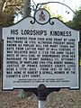 His Lordships Kindness Plaque Dec 08