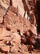 Palatki sinagua indian dwellings