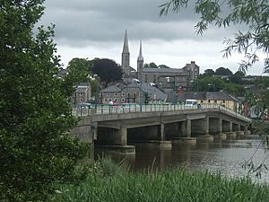 River Barrow Bridge - geograph.org.uk - 1363920