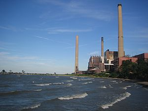 Avon Lake power plant