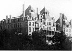 Crescent Hotel, Eureka Springs, Arkansas - late 19th-early 20th century