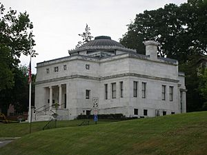 Curtis Memorial Library 2007