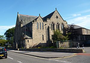 Inverness - Crown Church (Church of Scotland) - geograph.org.uk - 3076854.jpg