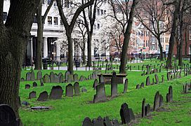 USA-Granary Burying Ground0