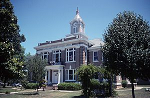 Cleveland County Arkansas Courthouse