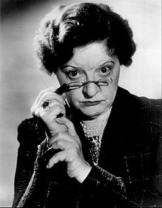 Marion Lorne Sally 1957