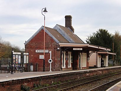 2011 at Crediton station - up side buildings.jpg