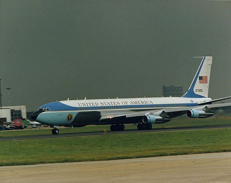 Air Force One SAM 27000