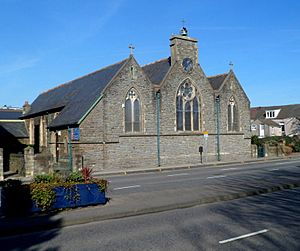 Christ Church Swansea - geograph.org.uk - 3674150