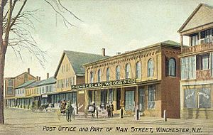 Post Office, Winchester, NH