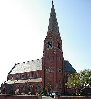 St James's Church, Barrow