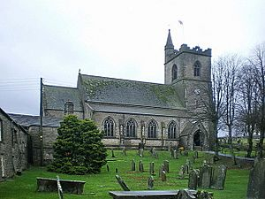St Margaret's Church, Hawes - geograph.org.uk - 1599173
