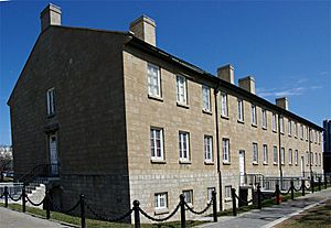 Stanley Barracks