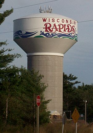 WisconsinRapidsWisconsinWaterTower