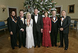 2006 Kennedy Center honorees