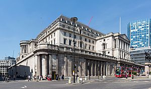Bank of England Building, London, UK - Diliff