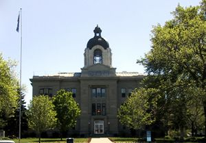 Brookings court house
