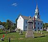 St. Peter's Presbyterian Church and Spencertown Cemetery