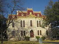 Sutton County, TX, Courthouse IMG 1364