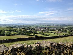 Barnoldswick, looking across Craven and the Yorkshire Dales.jpg