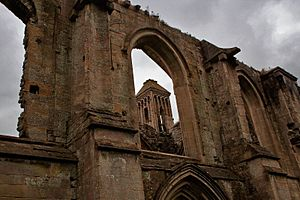 Glastonbury Abbey 03