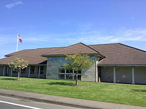 Seaside, Oregon city hall