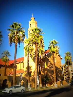 The First Presbyterian Church Phoenix