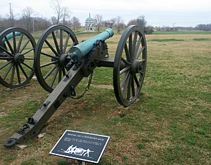 Field artillery in the American Civil War Facts for Kids