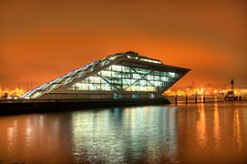Dockland by Night