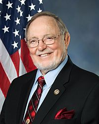 Don Young, official 115th Congress photo portrait