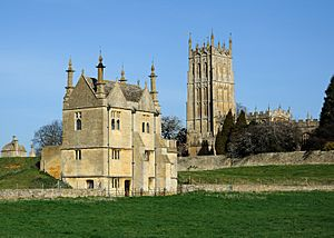 East Banqueting StJames Chipping Campden