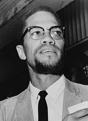 Malcolm X NYWTS 4