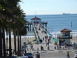 Manhattan Beach Pier2008
