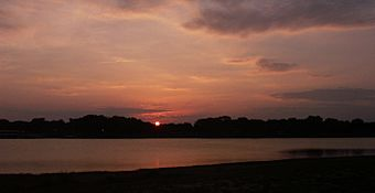 Sunset lake tawakoni duck cove 2014-07-30.jpeg