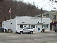 U.S. Post Office Hammondsport NY Apr 11